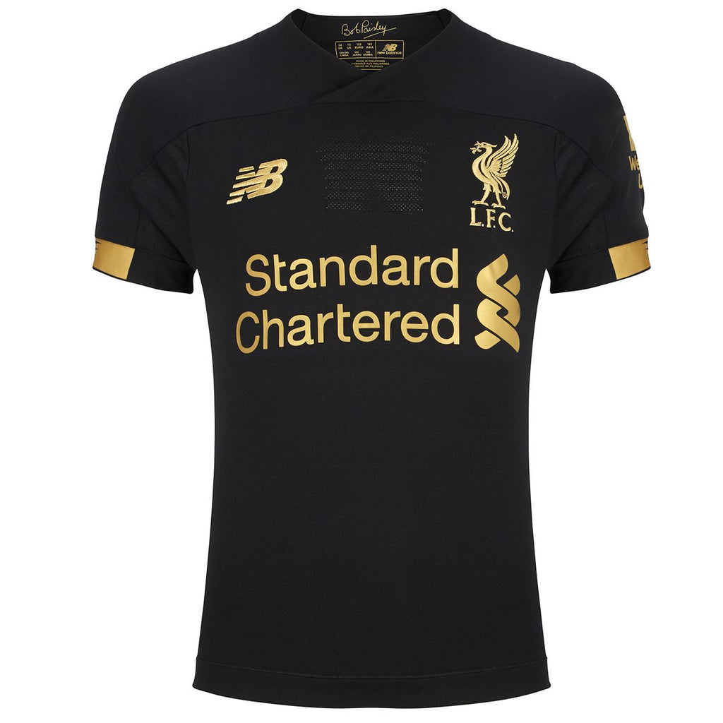 Liverpool 19/20 Goalkeeper Jersey Personalized Jersey TNT Soccer Shop