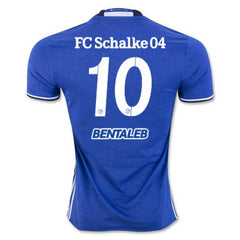 Schalke 04 16/17 Home Jersey Bentaleb #10 - IN STOCK NOW - TNT Soccer Shop