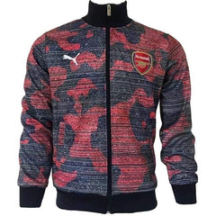 Arsenal 17/18 Camouflage Jacket - IN STOCK NOW - TNT Soccer Shop
