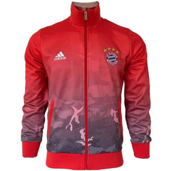 Bayern Munich 17/18 Red Presentation Jacket - IN STOCK NOW - TNT Soccer Shop