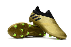 Messi 16+ Pureagility FG - Gold - IN STOCK NOW - TNT Soccer Shop