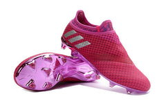 Messi 16+ Pureagility FG - Pink - IN STOCK NOW - TNT Soccer Shop