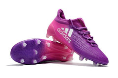 X 16.1 FG - Purple Pink Blast Footwear TNT Soccer Shop