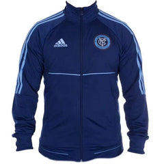 New York City FC 2017 Blue Jacket - IN STOCK NOW - TNT Soccer Shop
