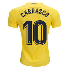 Atletico Madrid 17/18 Away Jersey Carrasco #10 - IN STOCK NOW - TNT Soccer Shop