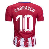 Atletico Madrid 17/18 Home Jersey Carrasco #10 Jersey TNT Soccer Shop