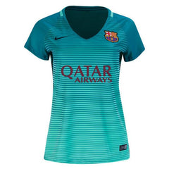 Barcelona 16/17 Third Women's Jersey READY TO SHIP! - IN STOCK NOW - TNT Soccer Shop