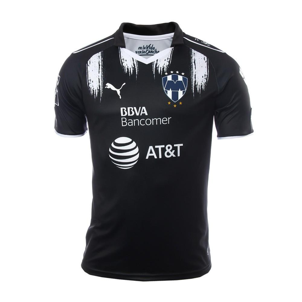 san francisco d83fe 6893f Monterrey 17/18 Third Jersey Personalized