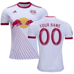 New York Red Bulls 17/18 Home Jersey Personalized - IN STOCK NOW - TNT Soccer Shop