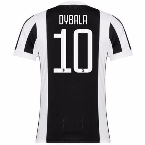 the latest f3b8c 1cd38 Juventus 17/18 Home Jersey Dybala #10