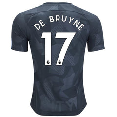 Man. City 17/18 Third Jersey Kevin De Bruyne #17 Jersey TNT Soccer Shop