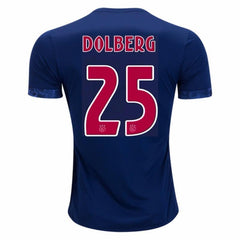 Ajax 17/18 Away Jersey Dolberg #25 - IN STOCK NOW - TNT Soccer Shop