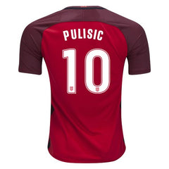USA 2017 Third Jersey Pulisic #10 Jersey TNT Soccer Shop