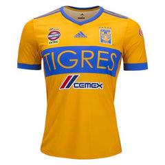 Tigres UANL 17/18 Home Jersey