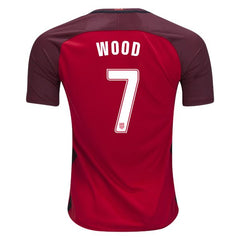 USA 2017 Third Jersey Wood #7 Jersey TNT Soccer Shop