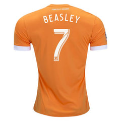 Houston Dynamo 17/18 Home Jersey Beasley #7 Jersey TNT Soccer Shop