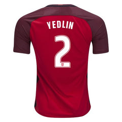 USA 2017 Third Jersey Yedlin #2 Jersey TNT Soccer Shop