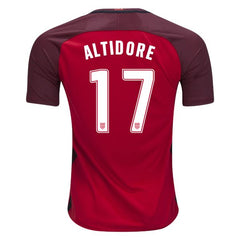 USA 2017 Third Jersey Altidore #17 Jersey TNT Soccer Shop