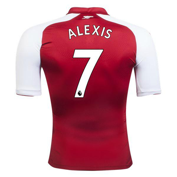 Arsenal 17/18 Home Jersey Alexis #7