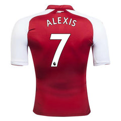 Arsenal 17/18 Home Jersey Alexis #7 - IN STOCK NOW - TNT Soccer Shop