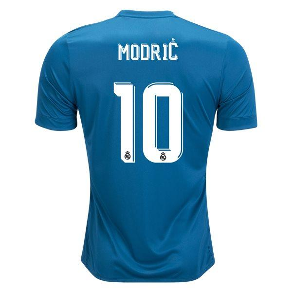 new style 38654 685fe Real Madrid 17/18 Third Jersey Luka Modrić #10
