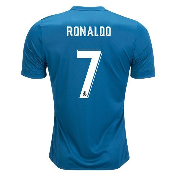 925cc84f3 Real Madrid 17 18 Third Jersey Cristiano Ronaldo  7 – TNT Soccer Shop