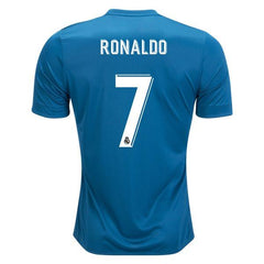 Real Madrid 17/18 Third Jersey Cristiano Ronaldo #7 - IN STOCK NOW - TNT Soccer Shop