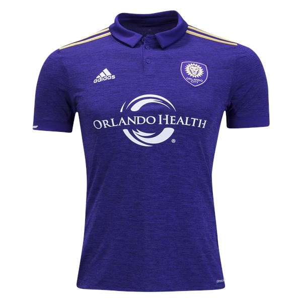 Orlando City SC 2017 Home Jersey Jersey TNT Soccer Shop