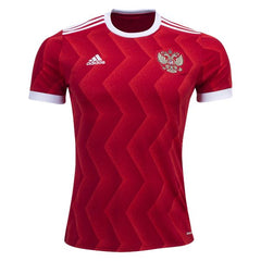 Russia 2017 Home Jersey Jersey TNT Soccer Shop