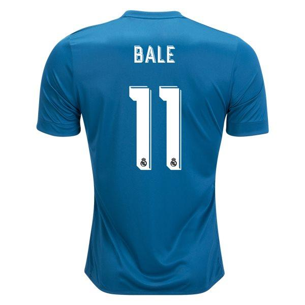 new concept 6b8ba 1bdd6 Real Madrid 17/18 Third Jersey Gareth Bale #11