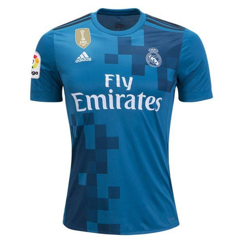 85274a3f6ed Real Madrid 17 18 Third Jersey Personalized – TNT Soccer Shop