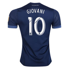 L.A Galaxy 2017/18 Away Jersey Giovani #10 Jersey TNT Soccer Shop