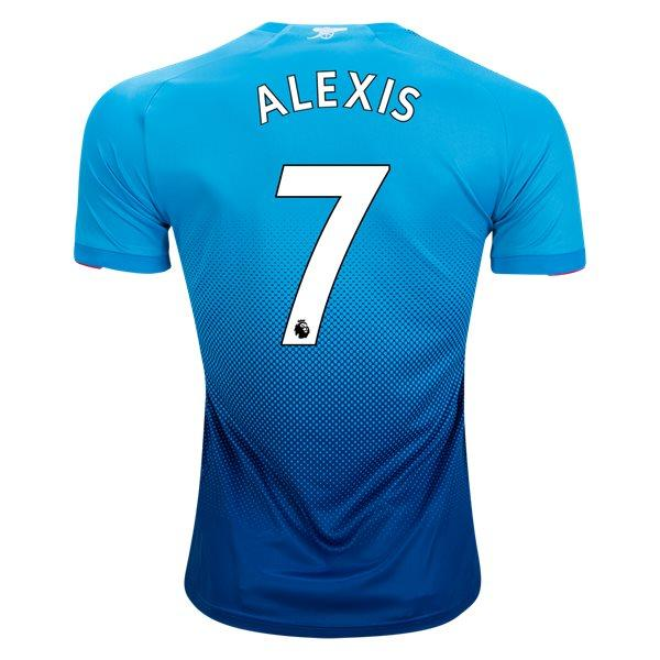 29a927e1 Arsenal 17/18 Away Jersey Alexis #7 - IN STOCK NOW - TNT Soccer