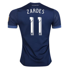 L.A Galaxy 2017/18 Away Jersey Zardes #11 Jersey TNT Soccer Shop