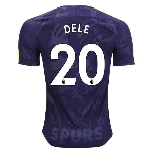 Tottenham 17/18 Third Jersey Dele Alli #20 Ready to ship! Jersey TNT Soccer Shop
