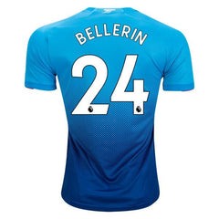 Arsenal 17/18 Away Jersey Bellerin #24 - IN STOCK NOW - TNT Soccer Shop