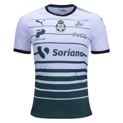 Santos Laguna 17/18 Home Jersey - IN STOCK NOW - TNT Soccer Shop