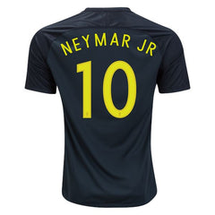 Brazil 2017 Third Jersey Neymar Jr #10 READY TO SHIP! Jersey TNT Soccer Shop