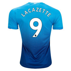 Arsenal 17/18 Away Jersey Lacazette #9 Ready to ship! Jersey TNT Soccer Shop
