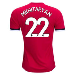 Man. United 17/18 Home Jersey Mkhitaryan #22 - IN STOCK NOW - TNT Soccer Shop
