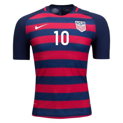 online store 8604b 9b515 USA 2017 Gold Cup Jersey Pulisic #10