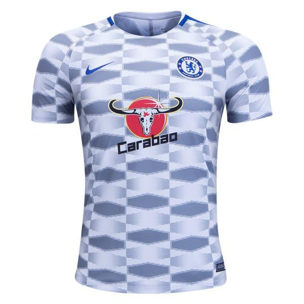wholesale dealer f80e8 de536 Chelsea 17/18 White Training Jersey