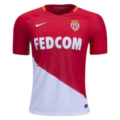 AS Monaco 17/18 Home Jersey Jersey TNT Soccer Shop