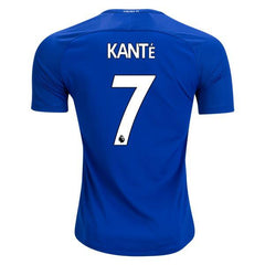 Chelsea 17/18 Home Jersey Kanté #7 - IN STOCK NOW - TNT Soccer Shop