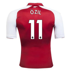 Arsenal 17/18 Home Jersey Özil #11 Ready to ship! - IN STOCK NOW - TNT Soccer Shop