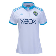 Seattle Sounders 17/18 Away Women's Jersey Women Jersey TNT Soccer Shop