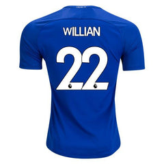 Chelsea 17/18 Home Jersey Willian #22 - IN STOCK NOW - TNT Soccer Shop