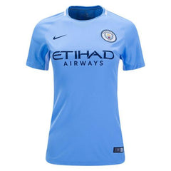 Man. City 17/18 Home Women's Jersey - IN STOCK NOW - TNT Soccer Shop