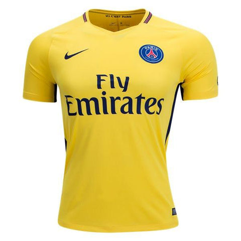 new styles d2f91 ca4cd Paris Saint-Germain 17/18 Away Jersey Cavani #9