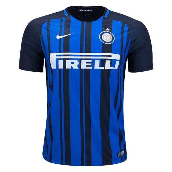 Inter Milan 17/18 Home Jersey Jersey TNT Soccer Shop